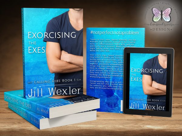 Exorcising the Exes Cover Design