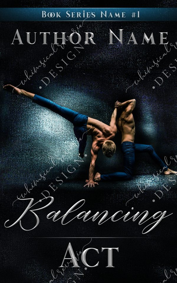 Balancing Act eBook Cover Design