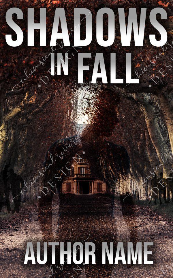 Shadows in Fall eBook Cover Design