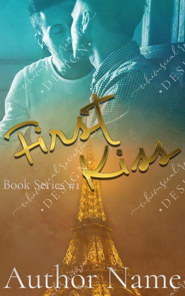 First Kiss eBook Cover Design